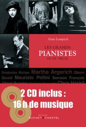 Les grands pianistes du 20 ème siècle - laflutedepan.com