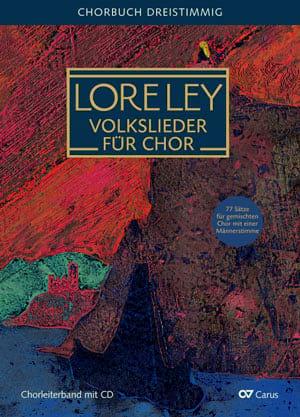 Loreley - SAB - Partition - Chœur - laflutedepan.com