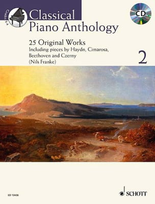 Classical Piano Anthology. Volume 2 - Partition - laflutedepan.com