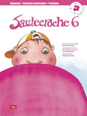 Sautecroche n° 6 Marie Henchoz Partition Pour enfants - laflutedepan