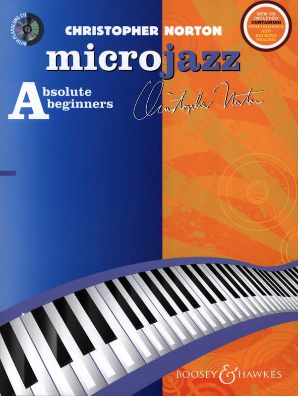 Microjazz Absolute Beginners - Christopher Norton - laflutedepan.com