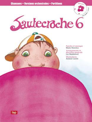 Sautecroche n° 6 - Marie Henchoz - Partition - laflutedepan.com