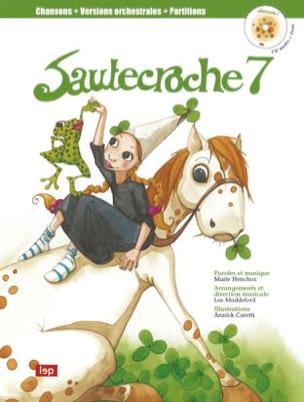 Sautecroche n° 7 Marie Henchoz Partition Pour enfants - laflutedepan
