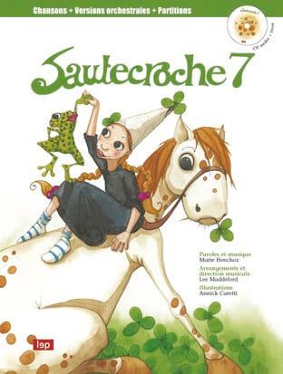 Sautecroche n° 7 - Marie Henchoz - Partition - laflutedepan.com