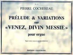 Prélude et Variations sur