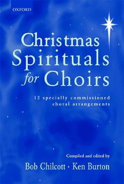 Christmas Spirituals For Choirs Partition Chœur - laflutedepan
