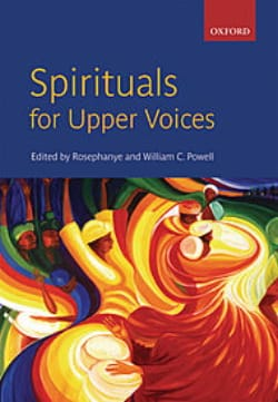 Spirituals For Upper Voices Partition Chœur - laflutedepan
