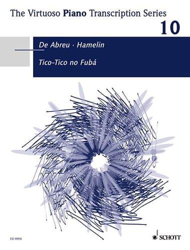 Tico-Tico No Fubà - ABREU - Partition - Piano - laflutedepan.com