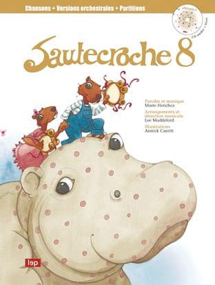 Sautecroche n° 8 - Marie Henchoz - Partition - laflutedepan.com