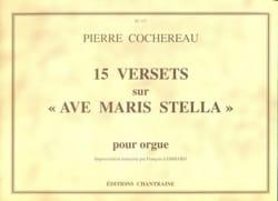 15 Versets sur Ave Maris Stella Pierre Cochereau laflutedepan