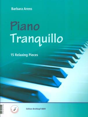 Piano Vivace - Piano tranquillo Barbara Arens Partition laflutedepan