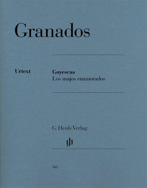 Goyescas - Los majos enamorados - GRANADOS - laflutedepan.com