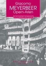 Opern-Arien Für Alt/Mezzo-Sopran MEYERBEER Partition laflutedepan