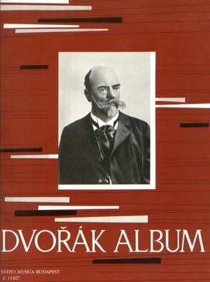 Album DVORAK Partition Piano - laflutedepan
