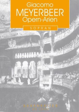 Opern-Arien für Sopran und Klavier MEYERBEER Partition laflutedepan