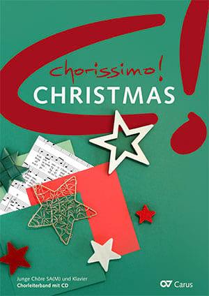 Chorissimo! Christmas avec CD - Partition - laflutedepan.com