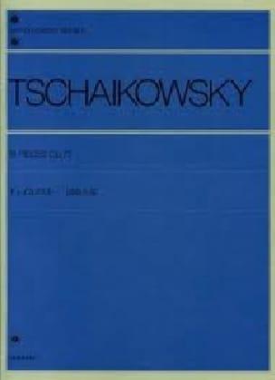 18 Pieces Op.72 - TCHAIKOVSKY - Partition - Piano - laflutedepan.com