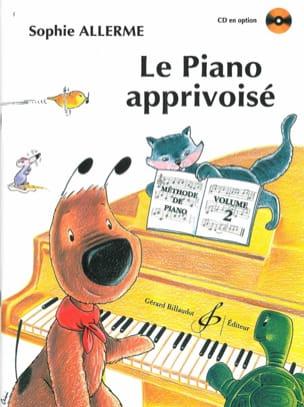 Le Piano Apprivoisé Volume 2 Sophie Allerme Partition laflutedepan