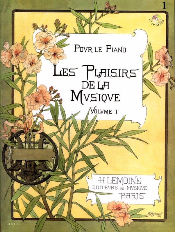 Les Plaisirs de la Musique - Volume 1A - laflutedepan.com