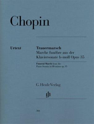 Marche Funèbre de la Sonate Pour Piano Opus 35 CHOPIN laflutedepan