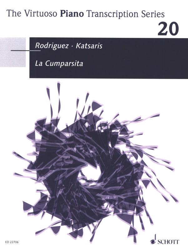 La Cumparsita - RODRIGUEZ / KATSARIS - Partition - laflutedepan.com