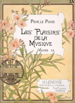 Les Plaisirs de la Musique - Volume 2A Partition laflutedepan