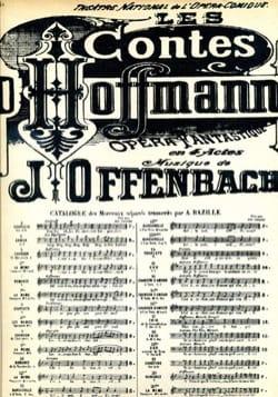 Elle A Fui, la Tourterelle. Contes d' Hoffmann N°12 - laflutedepan.com