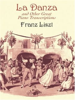 La Danza And Other Great Piano Transcriptions LISZT laflutedepan