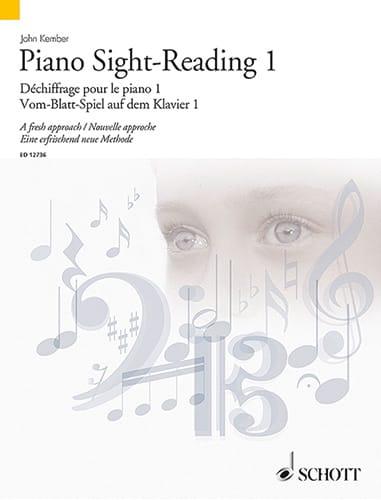 Piano Sight-Reading Volume 1 - John Kember - laflutedepan.com