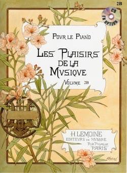 Les Plaisirs de la Musique - Volume 2B Partition laflutedepan