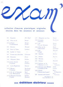 Lison Dormait / Ecossaise D'après Schubert laflutedepan