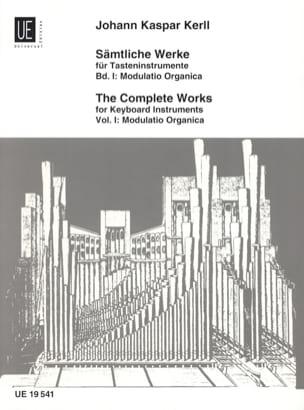 Sämtliche Werke für Tasteninstrument Volume 1 laflutedepan