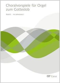 Choralvorspiele für Orgel zum Gotteslob. Volume 3 - laflutedepan.com