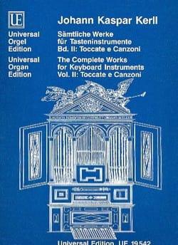 Sämtliche Werke für Tasteninstrument Volume 2 laflutedepan