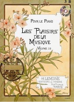 Les Plaisirs de la Musique - Volume 3B Partition laflutedepan