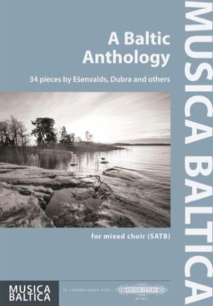 A Baltic Anthology Partition Chœur - laflutedepan