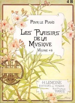 Les Plaisirs de la Musique - Volume 4B Partition laflutedepan