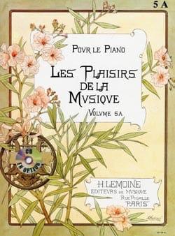 Les Plaisirs de la Musique - Volume 5A Partition laflutedepan