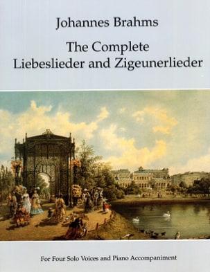 The Complete Liebeslieder And Zigeuner Lieder BRAHMS laflutedepan