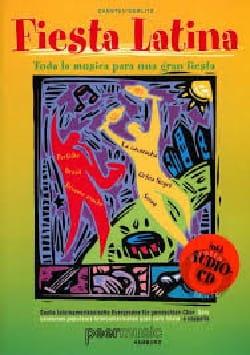 Fiesta Latina. Partition Chœur - laflutedepan