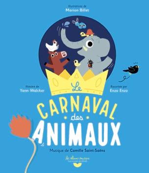Le Carnaval des animaux - Livre CD laflutedepan