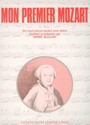 Mon Premier Mozart - MOZART - Partition - Piano - laflutedepan.com