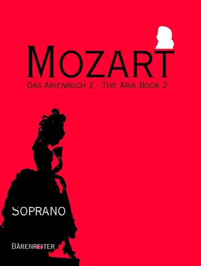 Das Arienbuch Soprano Bd 2 - MOZART - Partition - laflutedepan.com