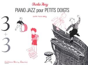 3 + 3. 4 Mains Charles-Henry Partition Piano - laflutedepan