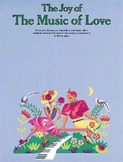 Joy of Music of Love Partition Piano - laflutedepan