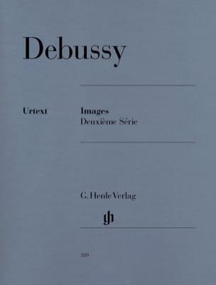 Images, 2ème Série DEBUSSY Partition Piano - laflutedepan