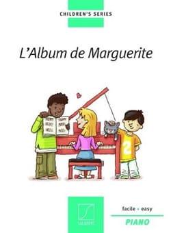 L'album de Marguerite Partition Piano - laflutedepan