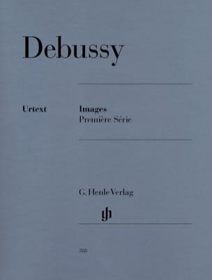 Images, 1ère Série DEBUSSY Partition Piano - laflutedepan