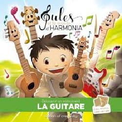 Jules et le monde d'Harmonia Jean-Philippe CARBONI Livre laflutedepan