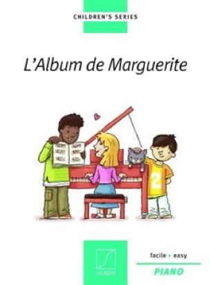 L'album de Marguerite - Partition - Piano - laflutedepan.com